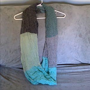 Silpada infinity scarf